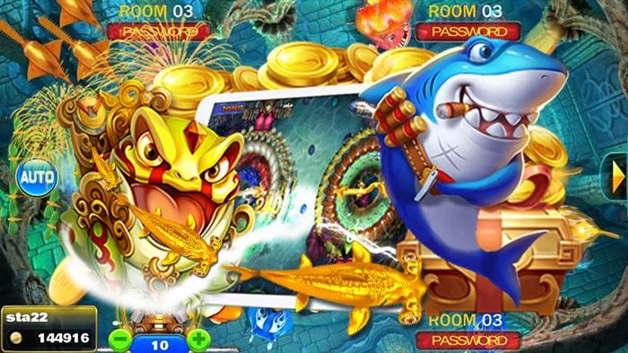 เกมส์ยิงปลาออนไลน์ ต้องSA ปลาตายง่าย ได้เงินไว สมัครรับโบนัส 500 บาท -  sagameclub88